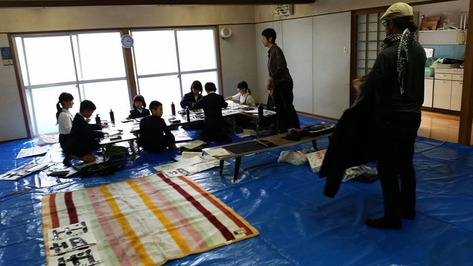 上書道教室(はじかみしょどうきょうしつ)小学生の部