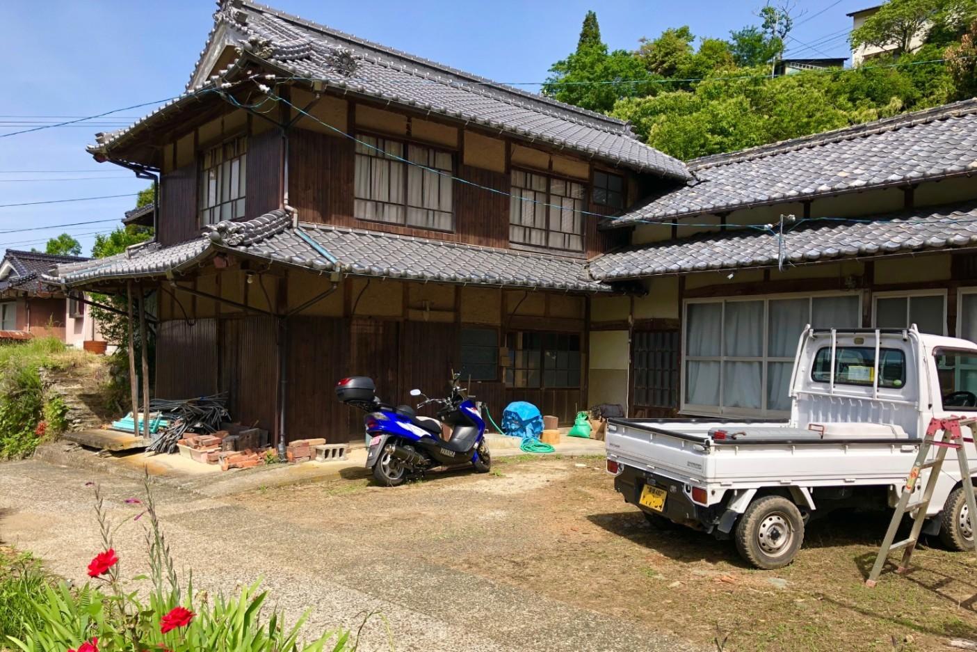 村中の空き家